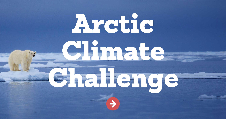 Arctic Climate Challenge
