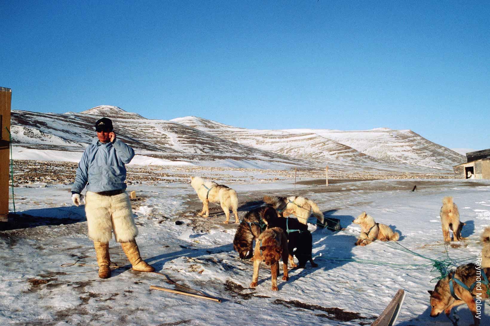 Qaanaaq hunter