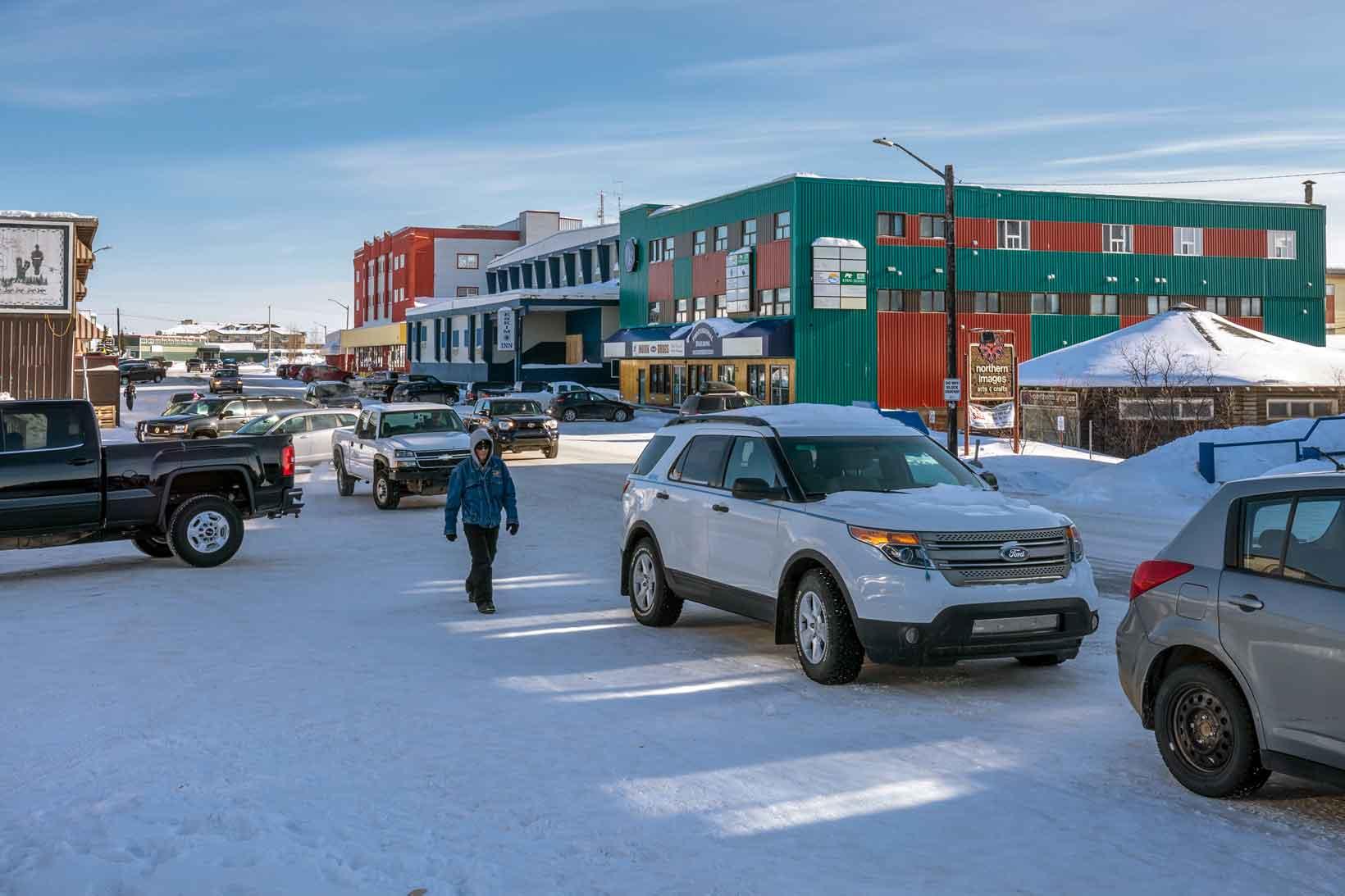 Inuvik, Northwest Territories, Canada