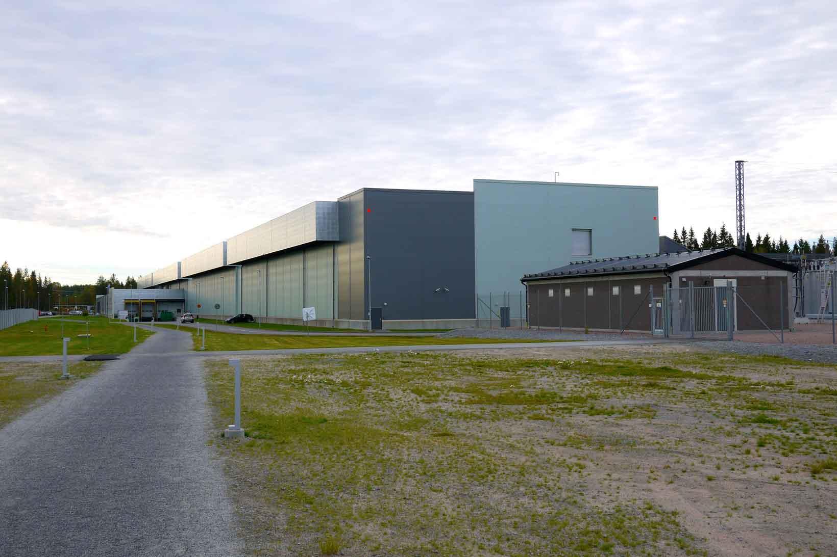 Lulea data centre