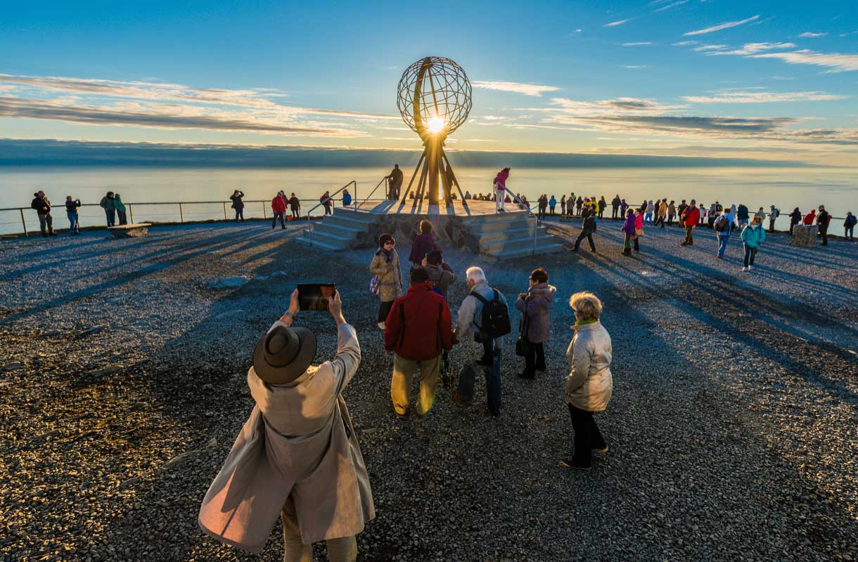 Nordkapp, , Northern Norway