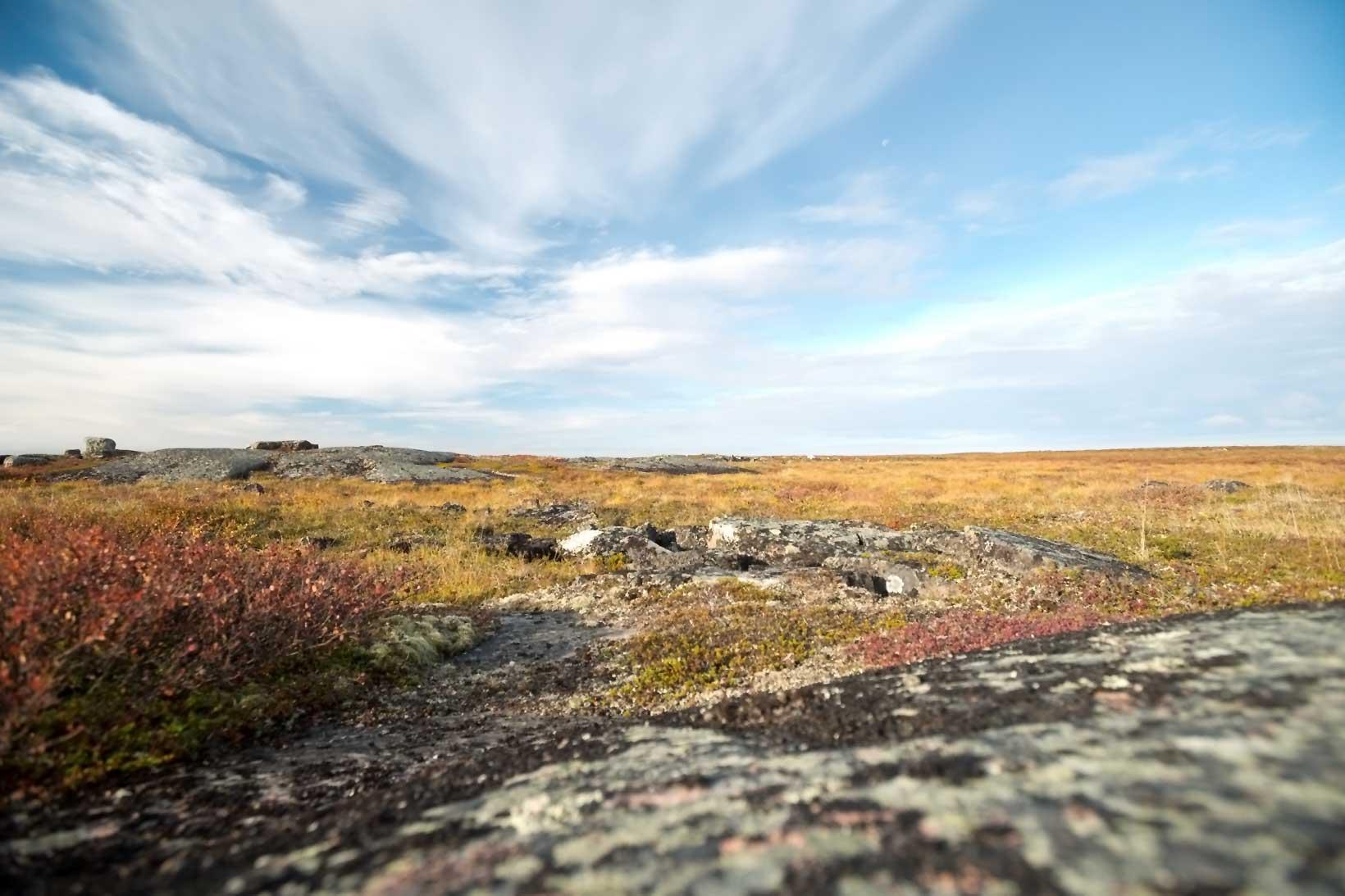 Nunavut landscape