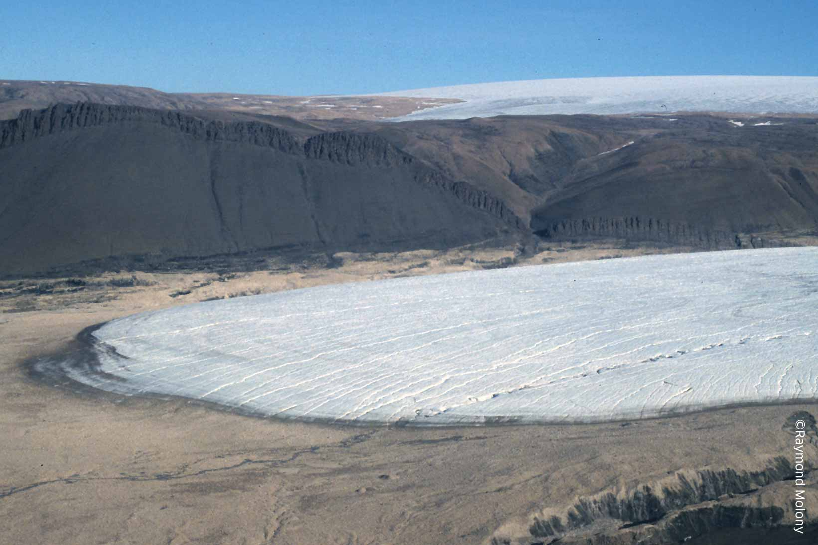 Qaanaaq glacier