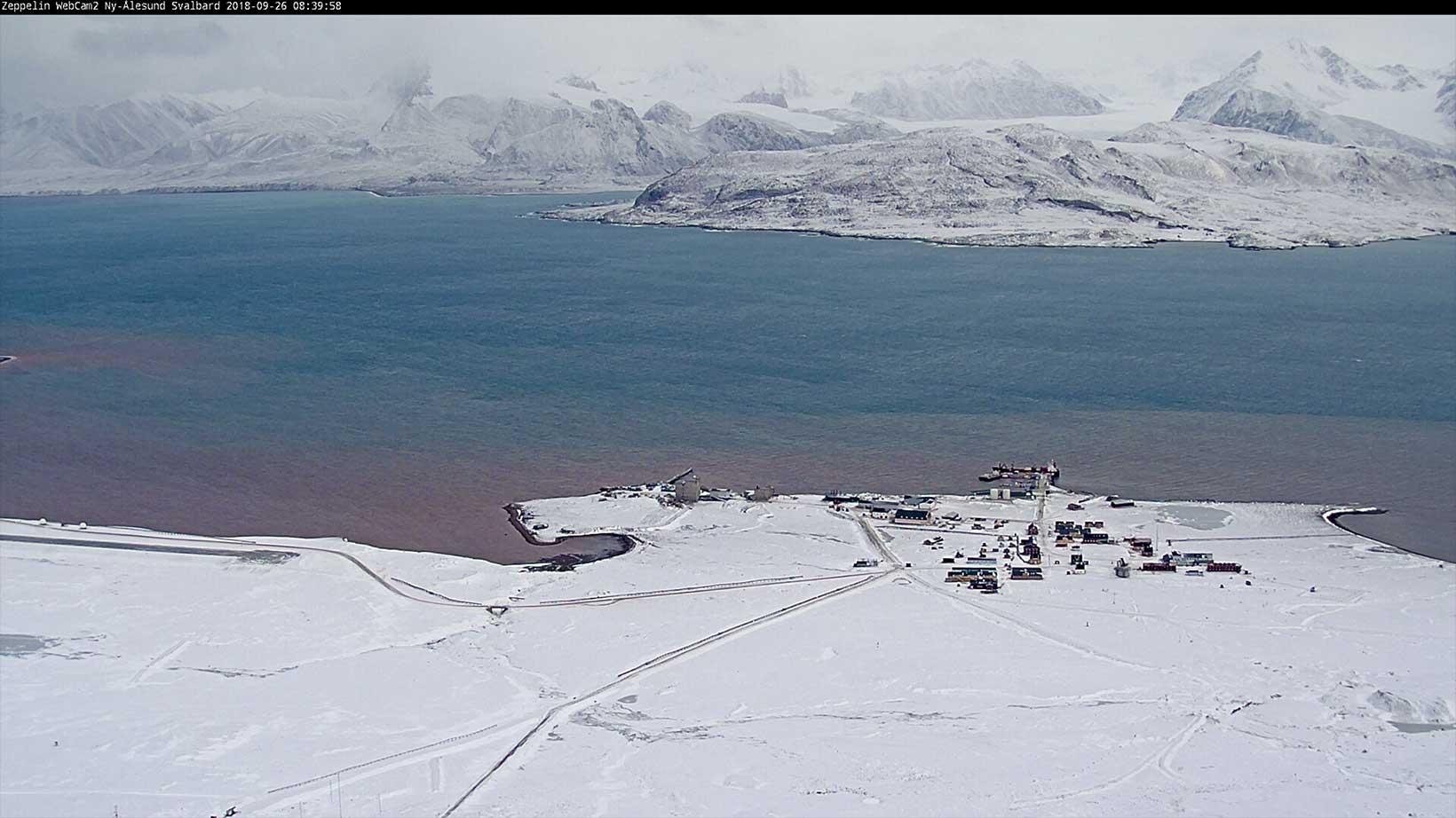 Svalbard webcam