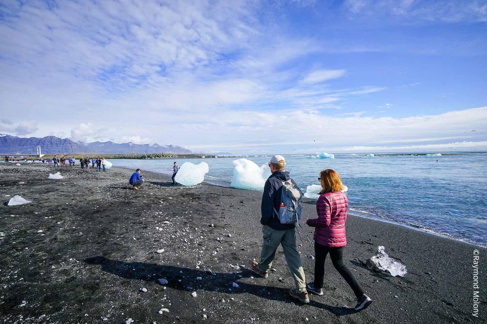 Greenland tourists