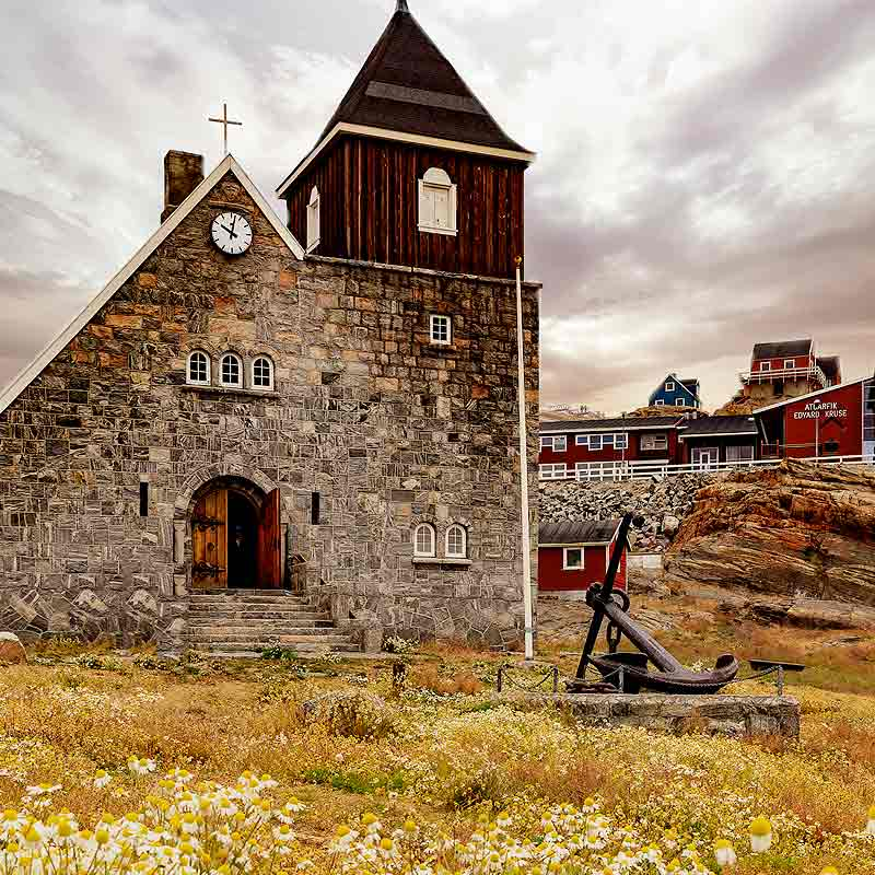 Church in Uumannaq